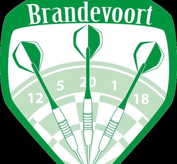 DartClub Brandevoort van Start in 't BrandPunt