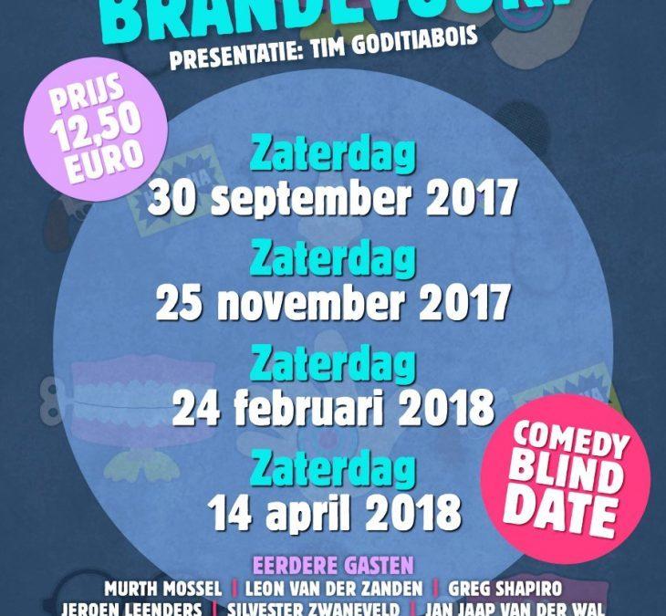 ComedyClub Brandevoort
