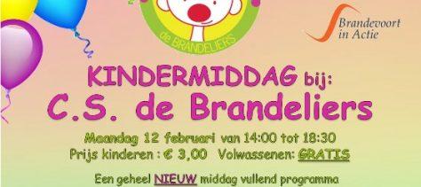 Kindermiddag in Hoftempel 't BrandPunt