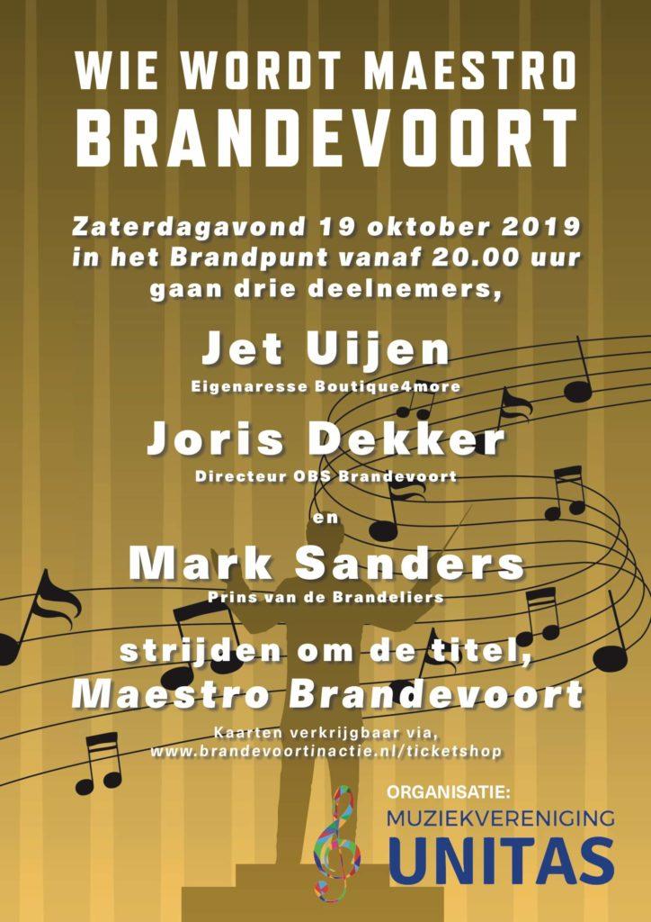 maestro Brandevoort