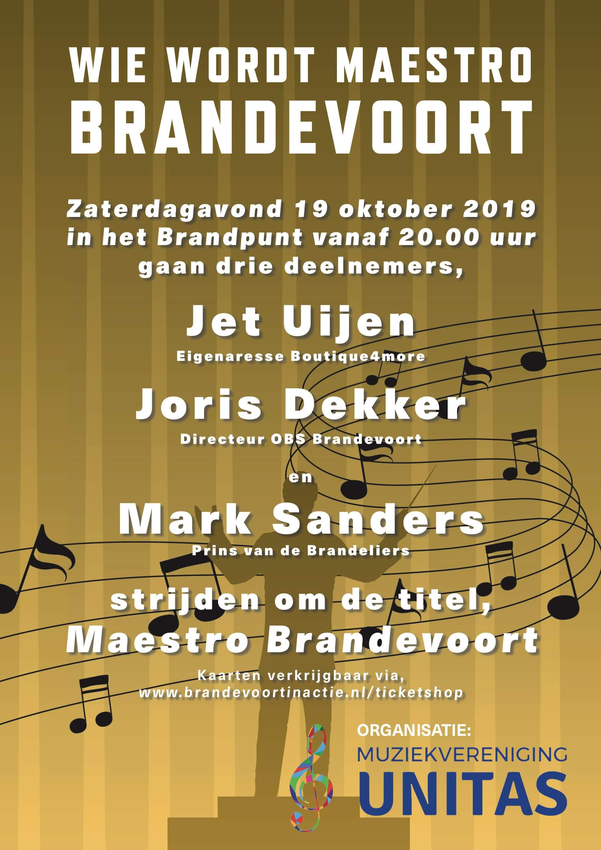 Maestro Brandevoort 2019