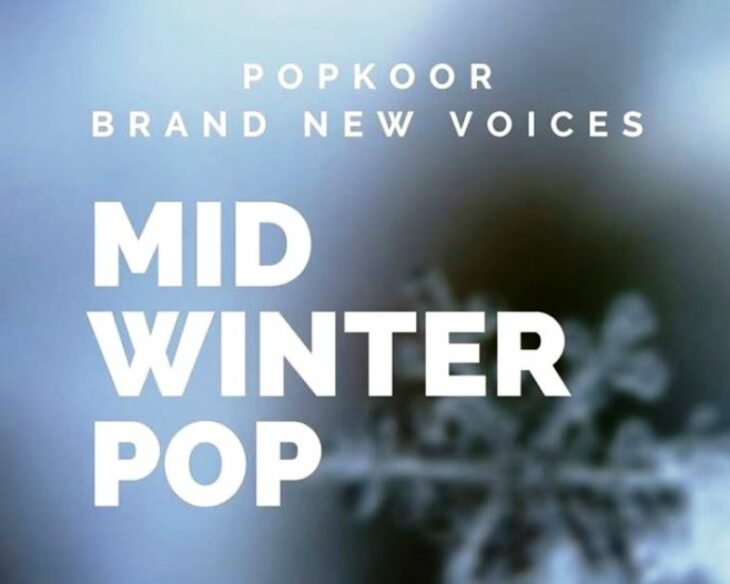 Midwinter pop concert in 't BrandPunt